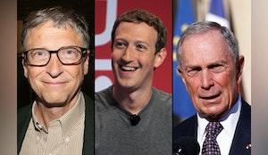 Kur dzīvo bagātākie amerikāņi?